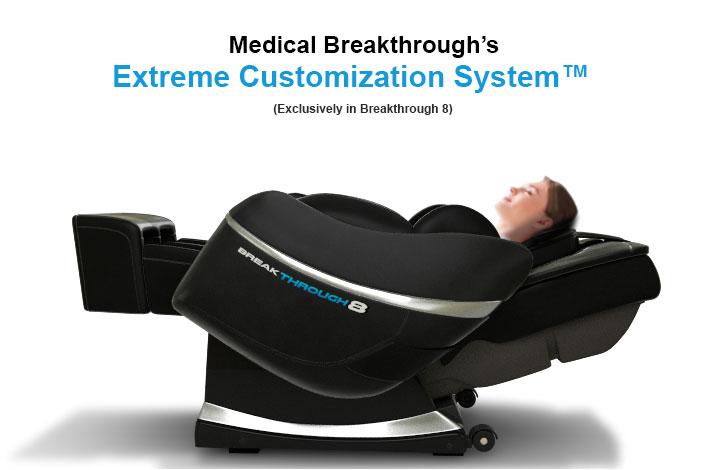 MB Series Massage Chair