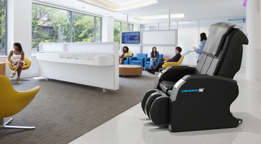 vending massage chairs. If Your Business Brings In Customers By The Hundreds Or Even Thousands Everyday, We Can Assure That You, And New Vending Massage Chairs From O